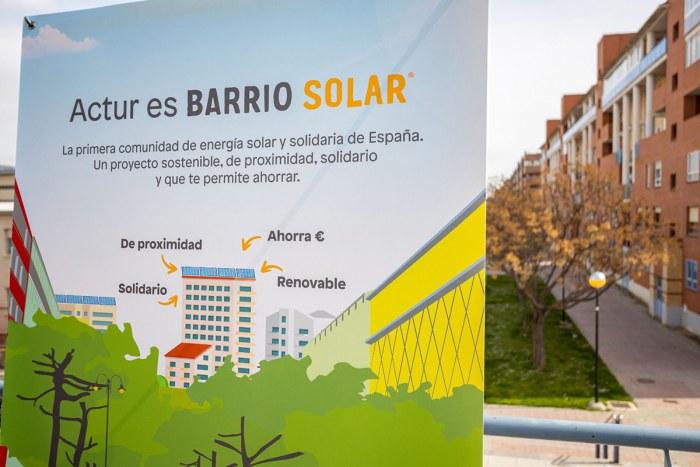 Siglo XXI y Actur V, fuentes de energía limpia