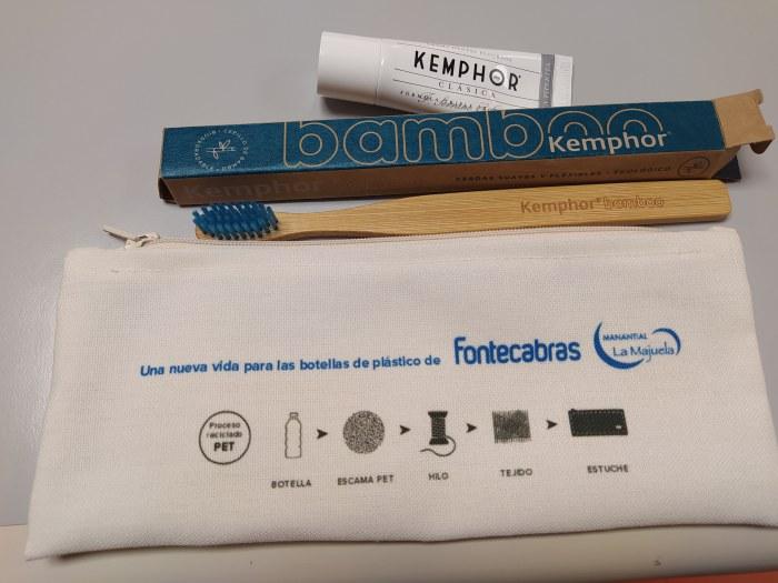 Interesante iniciativa de la empresa FONTECABRAS por un mundo mejor
